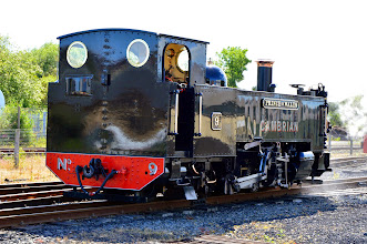 Photo: balade ferroviaire aberystwyth