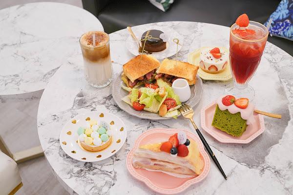 BoKa手做甜點|下午茶咖啡廳|手工甜點|民生社區|