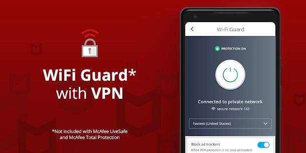 Mobile Security: VPN Proxy & Anti Theft Safe WiFi 3