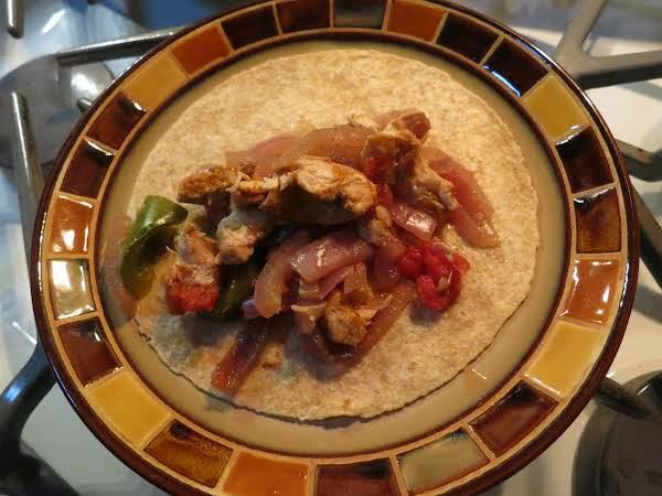 Chicken Fajitas In The Slow Cooker Recipe