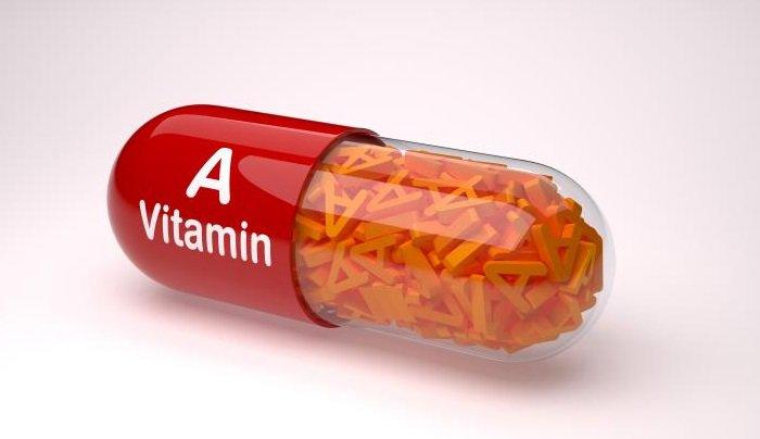 Vitamin A giúp cho mắt sáng khỏe