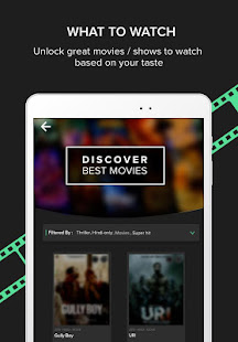 Download Flixjini (Beta) - Discover movies & shows to watch For PC Windows and Mac apk screenshot 9