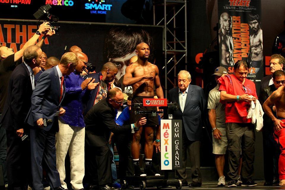 Floyd Mayweather Jr, Boxer, Boxing, Athlete