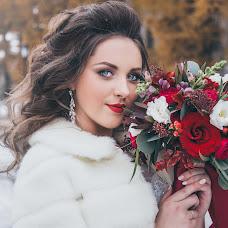 Wedding photographer Darya Medvedeva (DariaMed93). Photo of 14.12.2016