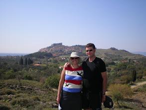 Photo: Hiking around Molivos