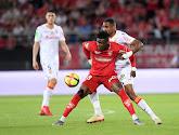 L'attaquant Sory Kaba, nouvelle cible du Club de Bruges