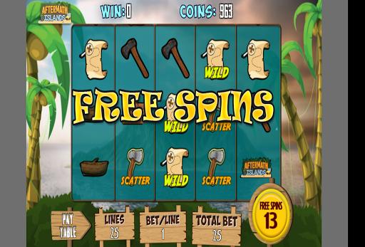 Aftermathislands Slot Game  screenshots 2