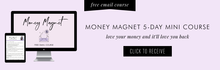 Enroll in the free 5-day email course Money Magnet