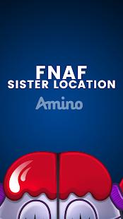 FNAF Sister Location Amino - náhled