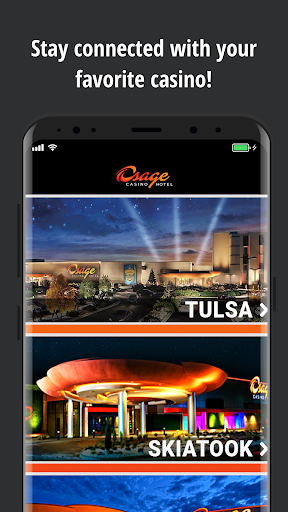 Osage Casino - screenshot
