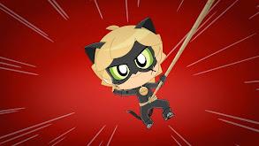 Miraculous: Tales of Ladybug and Cat Noir: Curiosity Kick the Cat ... thumbnail