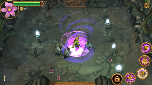 Hanuman Vs Mahiravana Game 1.0 screenshots 4