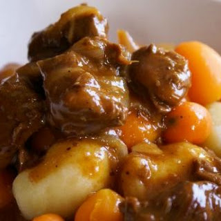 Beef Burgundy Stew Recipe – Boeuf Bourguignon.