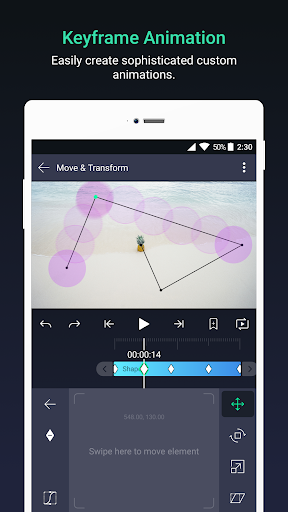 Alight Motion — Video and Animation Editor 2.5.1 screenshots 1