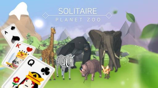 Solitaire : Planet Zoo 1.12.4 screenshots 1