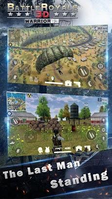 Battle Royale 3D - Warrior63のおすすめ画像1