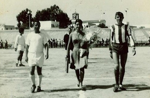 Partido Plus Ultra-Español del Alquián disputado en la 1966-1967.