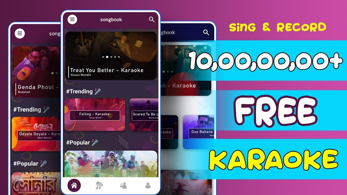 free karaoke application