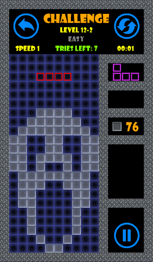 Blocktris Challenge Free 2.0 screenshots 5