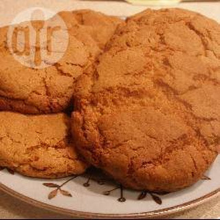 Quick Ginger Biscuits.