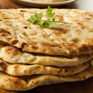 Naan Bread Without Eggs Recipes