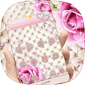 Pink Diamond Rose Theme