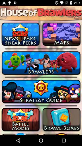 House of Brawlers - The Brawlers Guide 2.0.02 screenshots 1
