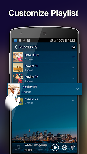 Music Player - Audio Player  screenshots 3