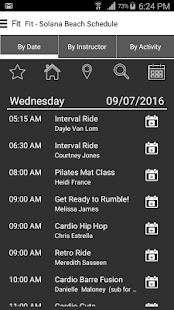 Fit Athletic Club San Diego- screenshot thumbnail