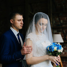Wedding photographer Elizaveta Ulchenko (elizavetaul). Photo of 21.06.2017