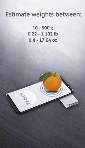 Weight Scale Estimator screenshots 2