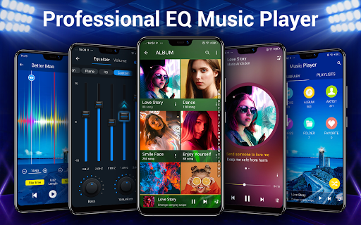 Music Player - Mp3 Player 3.2.0 screenshots 1