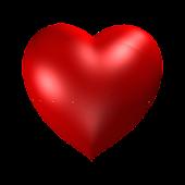 خلفية قلب حب متحرك