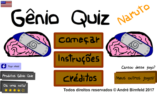 Genius Quiz Naru 1.0.3 screenshots 9