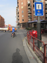 Photo: Saliendo hacia Navarrete.
