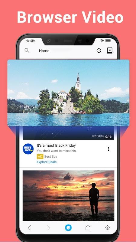 Web Browser & Web Explorer screenshots