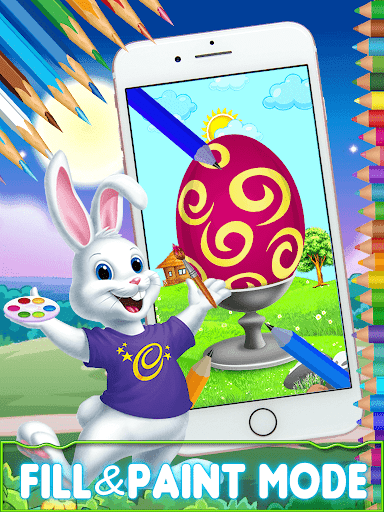 Easter 2019 Coloring Book image | 5