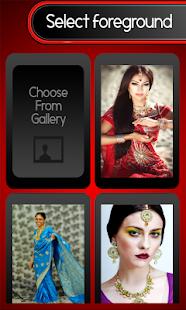 Zámek obrazovky - hindi dívky - náhled