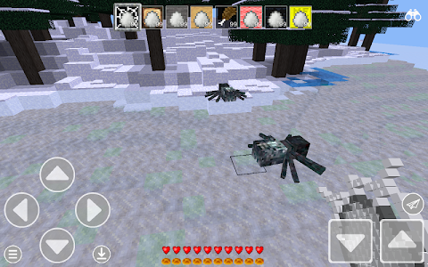 World Сraft: Pocket Edition screenshot 2