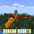 Mod PE Dragon Mounts icon