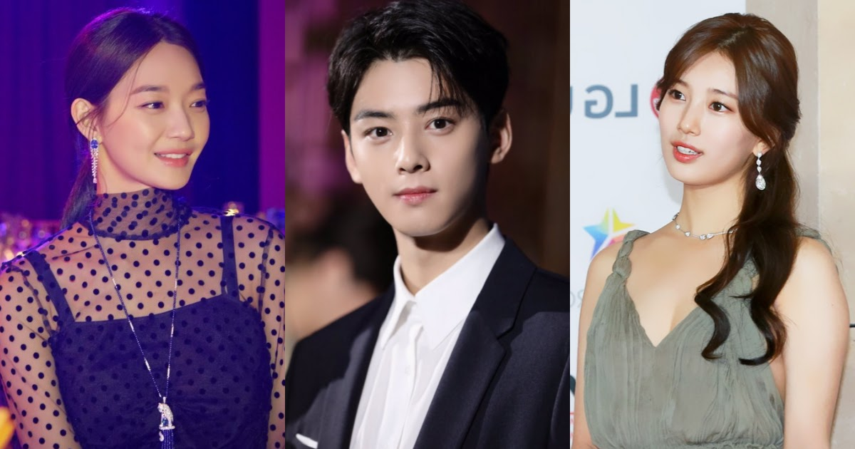 cha eun woo ideal type celebs
