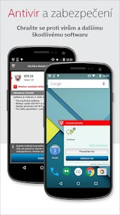 McAfee Mobile Security - náhled