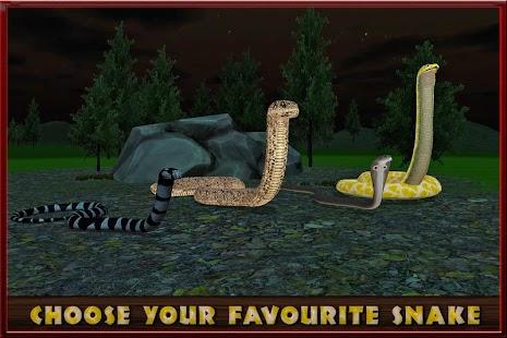 Angry Anaconda Snake Simulator screenshot