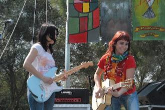 Photo: Maricarmen Moreno y Pililli Narbona