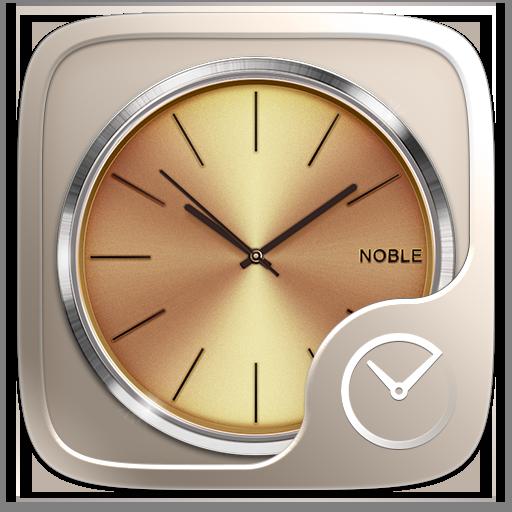 Noble GO Clock Theme