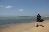 Sri. Lanka Kalpitiya Kiteboarding. Starting from Dream Spot