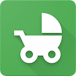 Baby tracker - feeding, sleep and diaper Icon
