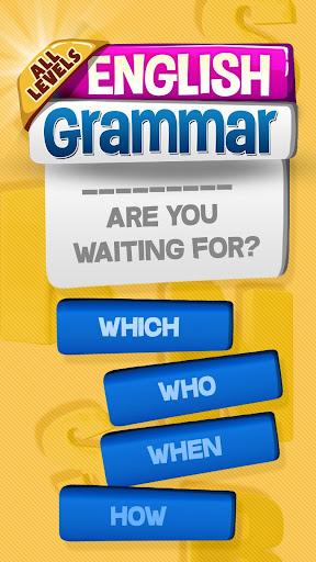 Ultimate English Grammar Test 5.1 screenshots 1
