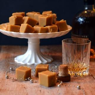 Homemade Whisky Fudge.