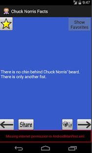 Chuck Norris Jokes & Facts